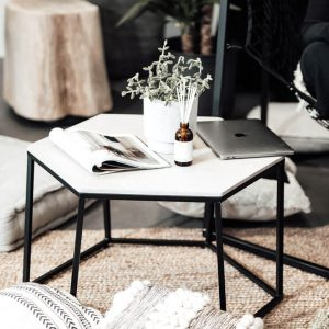 Large NUUK table at home