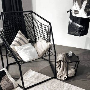 Small NUUK chair in design